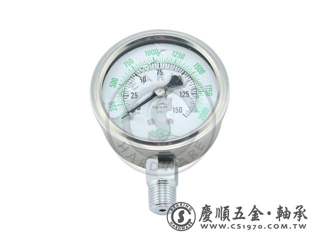 充油式壓力計
