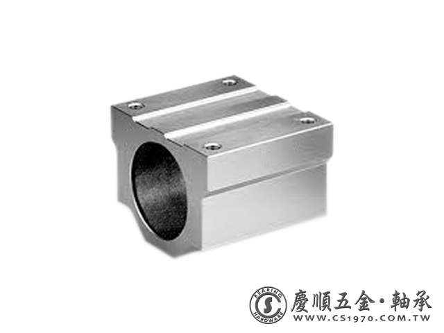 滑行軸承 連座自潤 LMS型