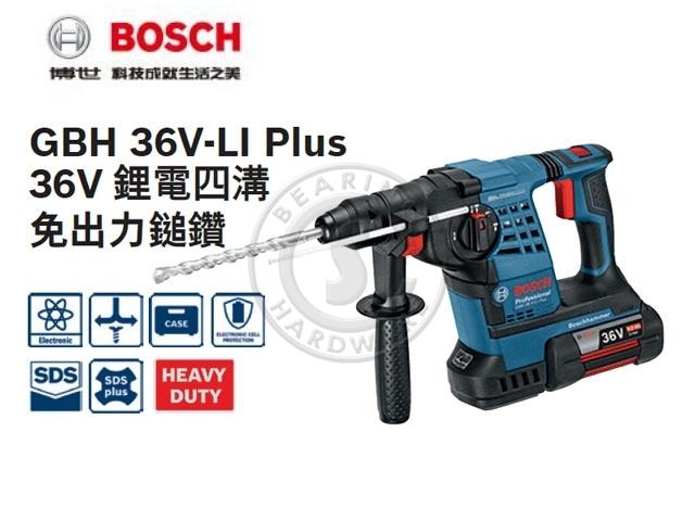 GBH 36V-LI Plus