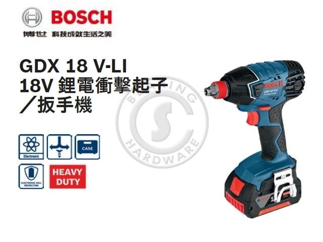 GDX 18 V-LI
