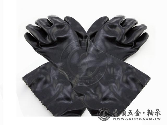 橡膠手套 - 耐酸