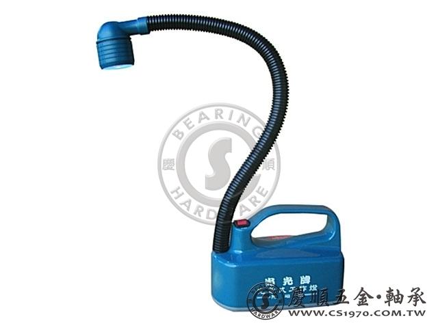 SK-168L-3W LED強光充電式磁鐵工作燈