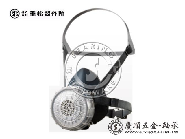 防毒面罩 GM76DS 單罐式